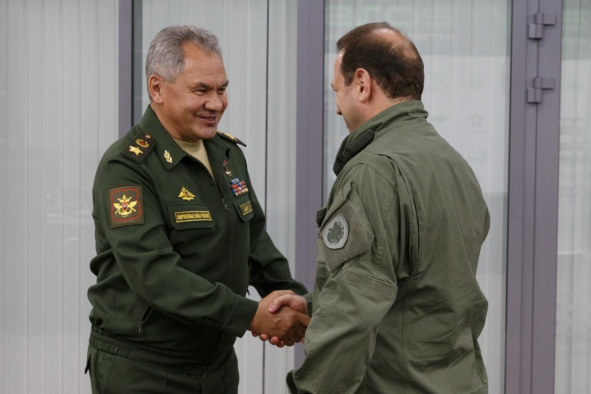 Նոր զարգացումներ. Ռուսաստանը մտնում է ակտիվ պայքարի մեջ